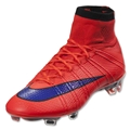 Nike Mercurial Superfly FG (Bright Crimson/Black)