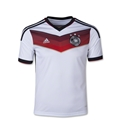 Germany 2014 Youth Home Soccer Jersey