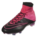 Nike Mercurial Superfly Leather AG (Black/Hyper Pink)