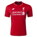 Liverpool 15/16 Home Soccer Jersey
