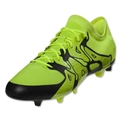adidas X 15.2 FG/AG (Solar Yellow/Frozen Yellow)