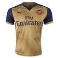 Arsenal 15/16 Away Soccer Jersey