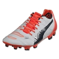 Puma evoPower 1.2 FG (White/Total Eclipse/Lava Blast)