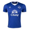 Everton 15/16 Home Soccer Jersey
