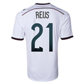 Germany 2014 REUS Home Soccer Jersey