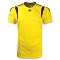 adidas MLS Match Jersey (Yellowl/Black)