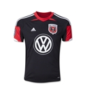 D.C. United 2013 Home Youth SS Soccer Jersey