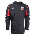DC United 2012 Rain Jacket