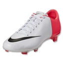 Nike Mercurial Miracle III FG (White/Black/Solar Red)