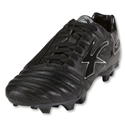 Concord Techno Kangaroo Soccer Shoes (Black/Black)