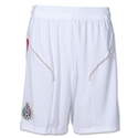 Mexico 2011 Home Soccer Shorts