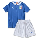 Italia 2012 MINI Uniforme de Futbol Local Juvenil