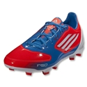 adidas F10 TRX FG miCoach compatible (Infrared/Bright Blue/Running White)
