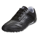 Pele Sports Distractor Indoor Soccer Shoes (Black)