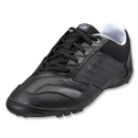 Pele Sports Distractor KIDS Indoor Soccer Shoes (Black)
