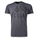 Kappa Authentic Sarab Kappa Logo T-Shirt (Gray)