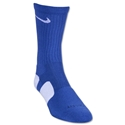 Nike Elite Crew Sock (Roy/Wht)