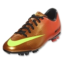 Nike Mercurial Victory IV FG Junior (Sunset/Total Crimson)