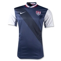 USA 12/13 Away Soccer Jersey