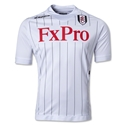 Fulham 12/13 Authentic Home Soccer Jersey