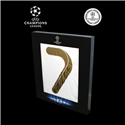 Icons Official UEFA Champions League Cristiano Ronaldo Signed Real Madrid Jersey
