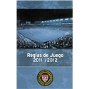 FIFA Laws of the Game-Spanish