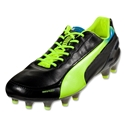 PUMA evoSPEED 1.2 I FG (Black/Fluorescent Yellow)