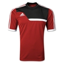 adidas Tiro 13 Training Jersey (Red/Blk)