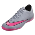 Nike Mercurial Victory V IC (Wolf Gray/Hyper Pink)