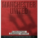 Manchester United A Backpass Through History Book DVD Book Set