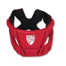 Full90 Protective Headguard (Red)
