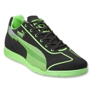 PUMA evoSpeed Star Indoor (Black/Fluo Green)