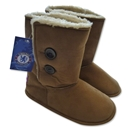 Chelsea Women's Boot Slipper