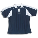 Xara Women's Preston Soccer Jersey (Navy)
