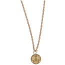 Soccer Gold Ball Necklace