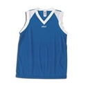 Vici Kool Knit Women's Sleeveless Soccer Jersey (Roy/Wht)