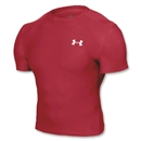 Under Armour HeatGear Training T-Shirt (red)