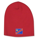 Congo DR Classic Beanie (Red)