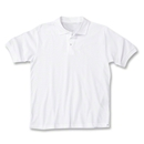 World Soccer Shop Camisa Polo (Blanca)
