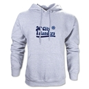 Harrisburg City Islanders Soccer Hoody (Grey)