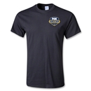 Fox Soccer Badge Youth T-Shirt (Black)