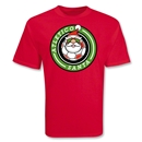 Atletico Santa Soccer T-Shirt (red)