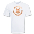 Carolina Railhawks Property Soccer T-Shirt (White)