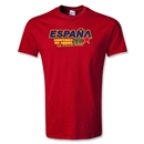 Utopia Espana T-Shirt (Red)