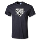 Utopia Soccer Hero T-Shirt (Black)