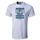 Utopia Defense Soccer T-Shirt (White)