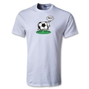 Utopia Moo T-Shirt (White)