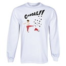 Coal N Holiday LS Soccer T-Shirt
