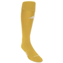 adidas NCAA Formo Elite Irreg Soccer Socks 3-Pack (Gold/White)