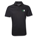 Algeria Polo Shirt (Black)